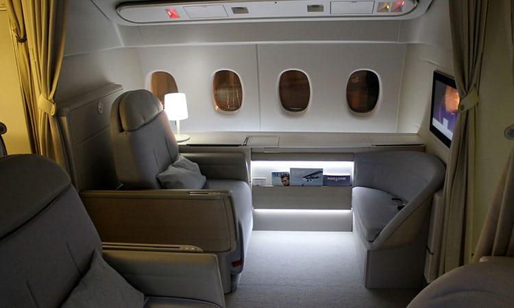 Primeira Classe Air France