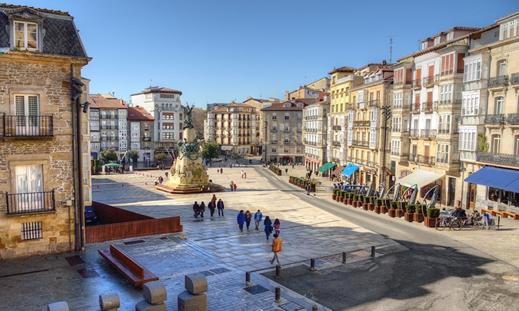 Província de Álava na Espanha
