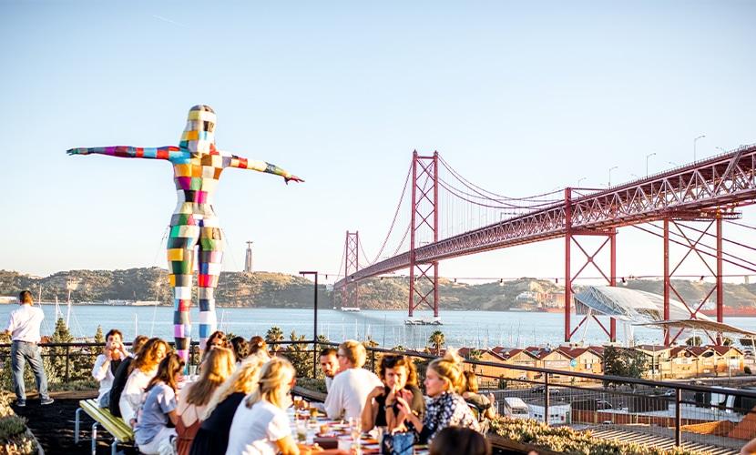 qualidade de vida em Lisboa-portugal