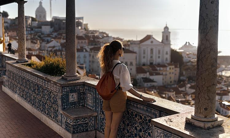 Qualidade de vida x Riqueza em Portugal