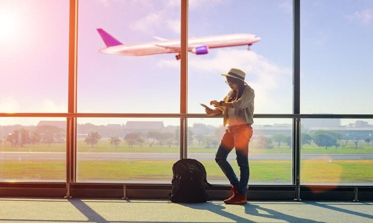 Seguro viagem é obrigatório avião