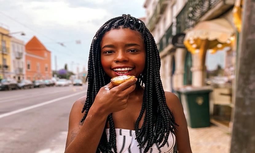ser uma imigrante negra em Lisboa