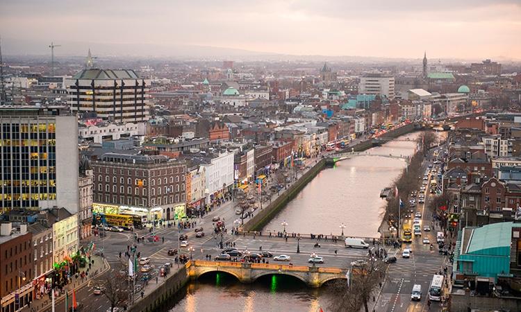tipos de visto para Irlanda Dublin