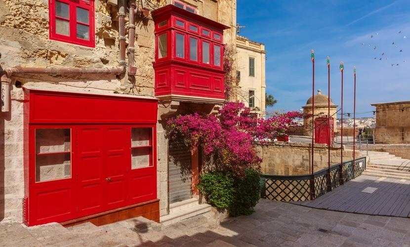 Trabalhar e morar em Malta