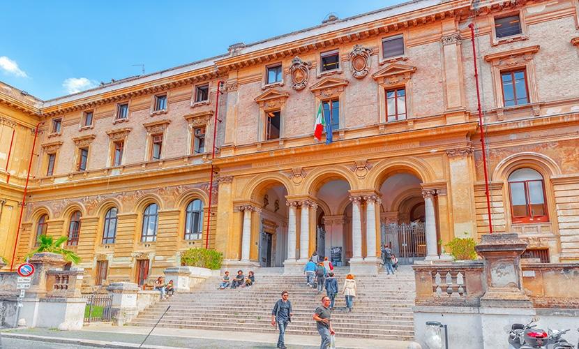 Universidade Sapienza de Roma