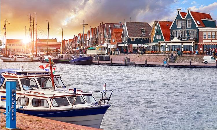 Visto para morar na Holanda