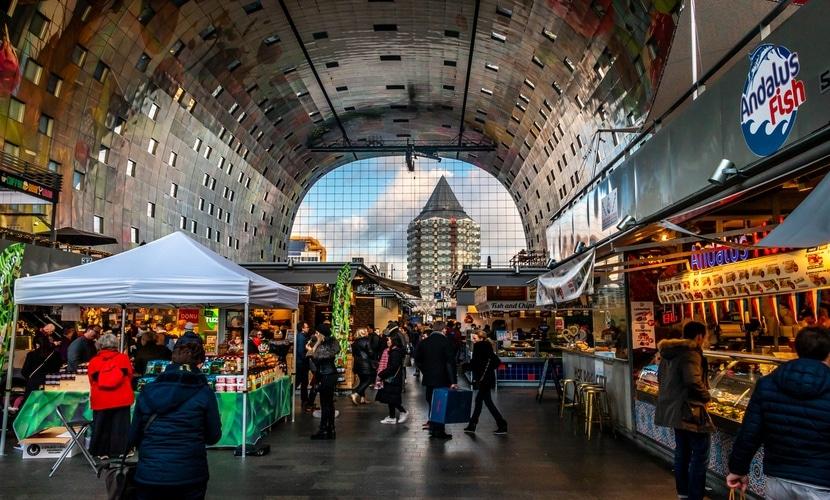 Viver em Rotterdam
