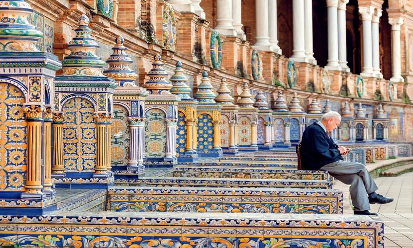 Viver na Andaluzia