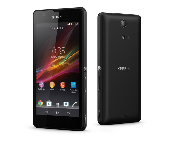 "Sony Xperia ZR – waterproof 4.6"" model with 13megapixel ..."