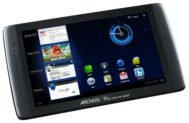 Archos 70b IT2 3.2 Honeycomb