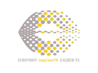Logo ESC 1990