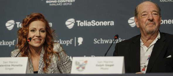 ESC 2014 – Valentina Monetta fa il tris