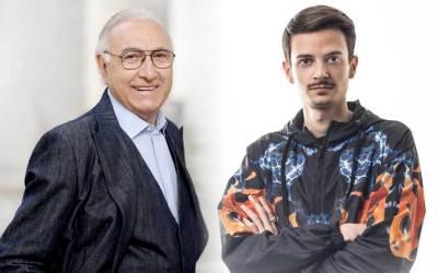 """Sanremo 2019 – Baudo e Rovazzi presentatori di """"Sanremo Giovani"""""""