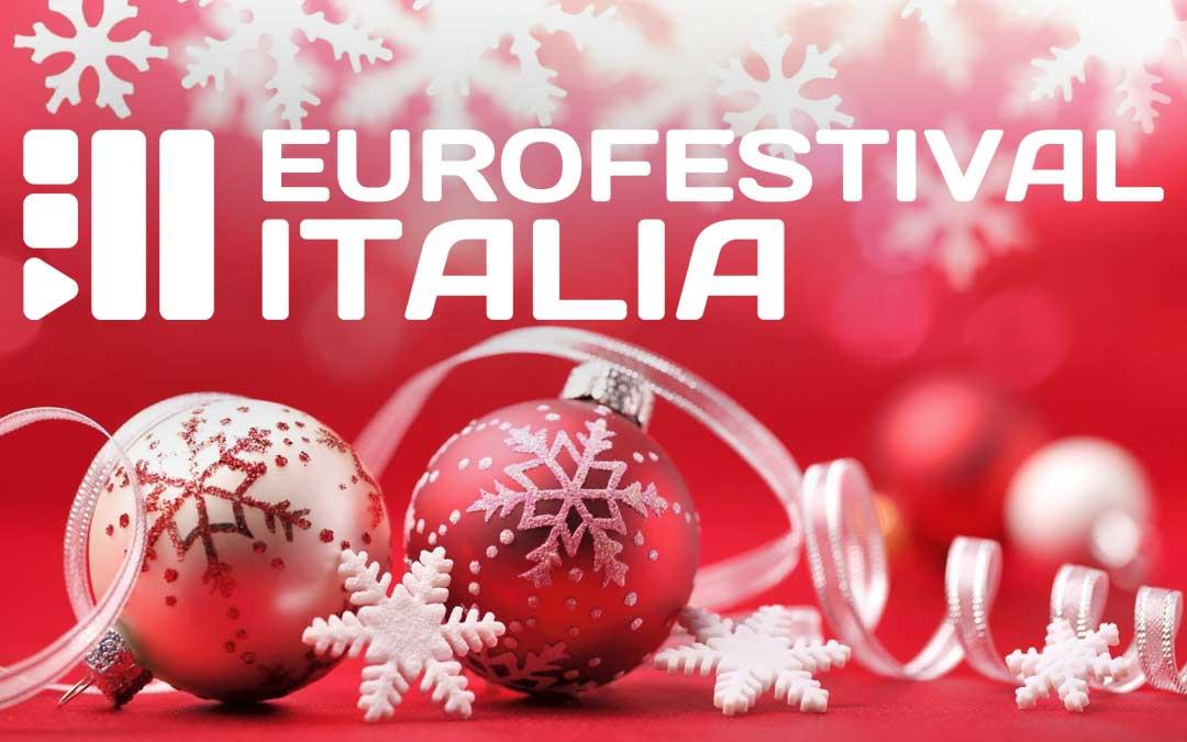 Auguri di Buon Natale da Eurofestival Italia!