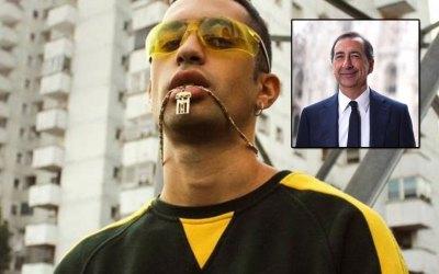 Il Sindaco di Milano, Beppe Sala, incontra Mahmood
