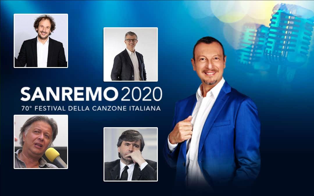 Sanremo 2020 – La Commissione selezionatrice dei Giovani