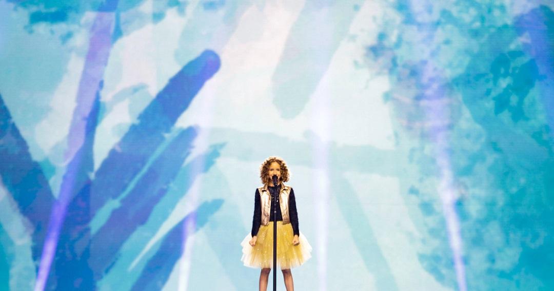 Junior Eurovision 2019 – La seconda prova di Marta Viola