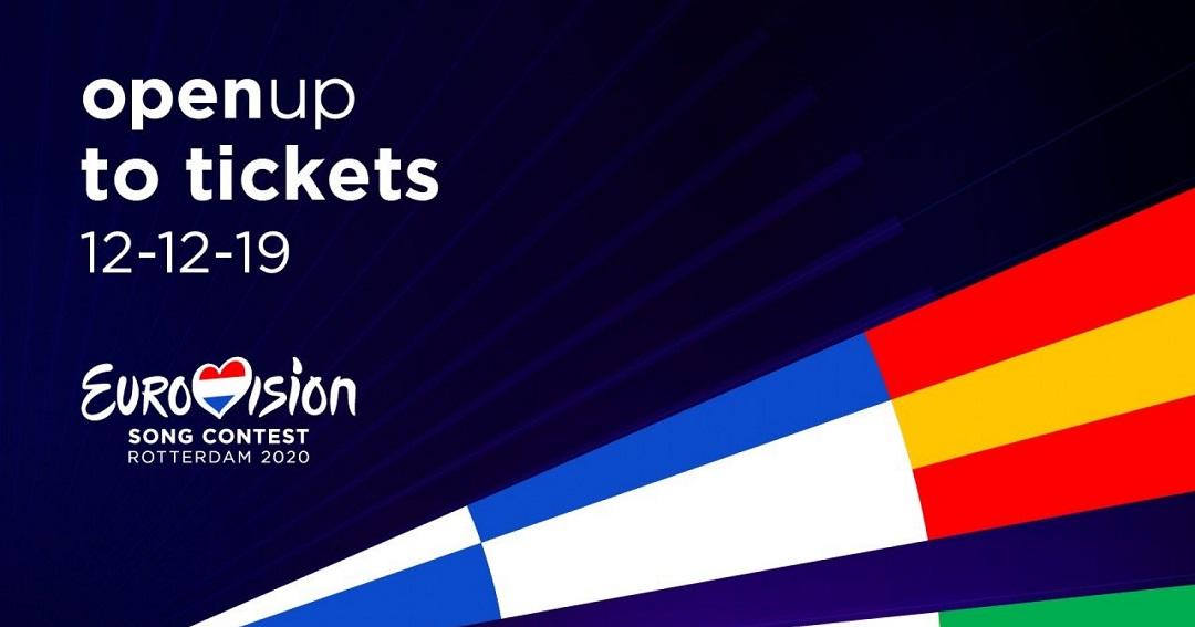 Eurovision 2020 – I biglietti in vendita dal 12 dicembre
