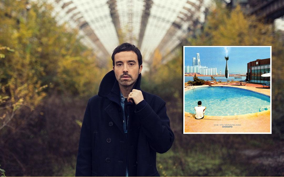"""""""Che vita meravigliosa"""" – Esce oggi il nuovo album di Diodato"""