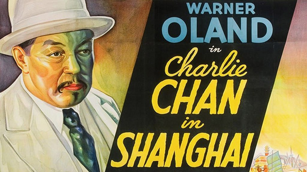 Charlie Chan Hosted Saxon's Creed Radio Show
