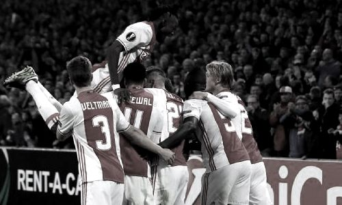 Ajax are undefeated in their last 11 games in Europa League.