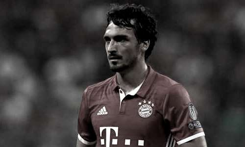 Mats Hummels (Bayern Munich)