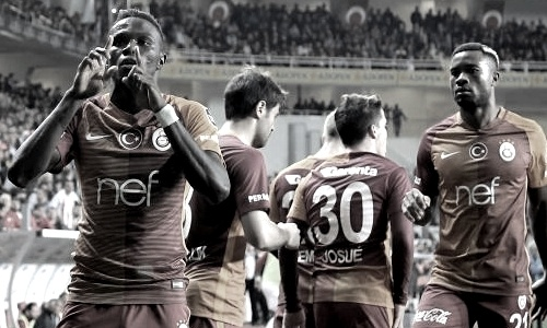 There have been over 2 goals scored in Galatasaray's last 3 away games in Super Lig.