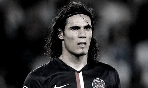 Edinson Cavani (Paris Saint Germain)