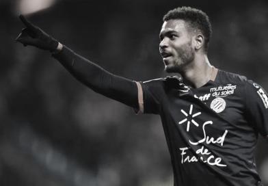Huddersfield set to sign Montpellier striker Steve Mounie