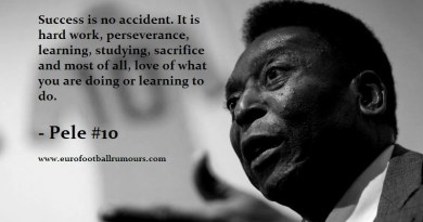 Football Quotes 4 - Pele