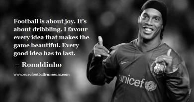 Football Quotes 13 - Ronaldinho