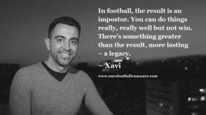 Football Quotes 11 - Xavi