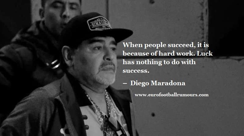 Football Quotes 25 Diego Maradona