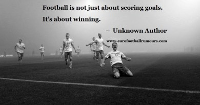 Football Quotes 29 Unknown Author