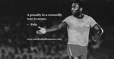 Football Quotes 39 Pele
