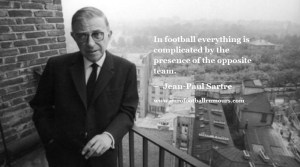 Football Quotes 43 Jean-Paul Sartre
