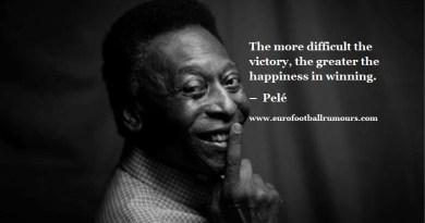 Football Quotes 44 Pelé