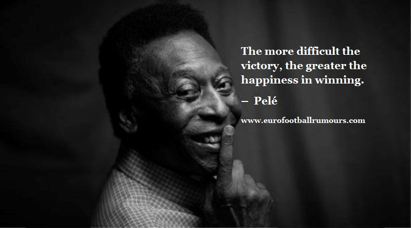 Football Quotes 44 Pelé