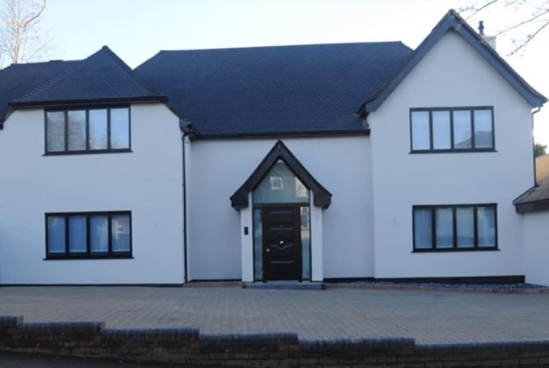 Harry Kane House