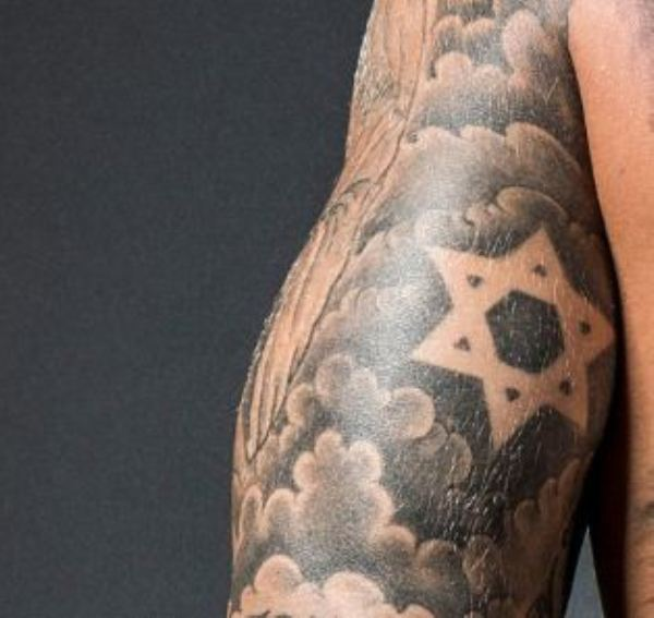 Sergio Ramos' Tattoo