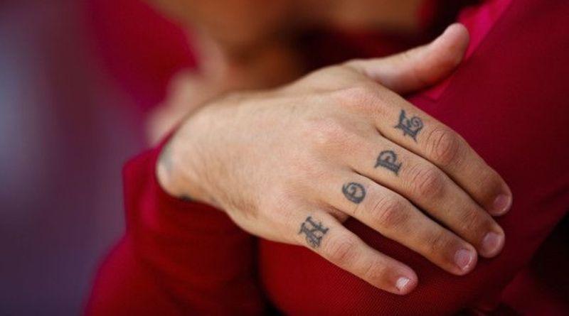 Antoine Griezmann's Tattoo