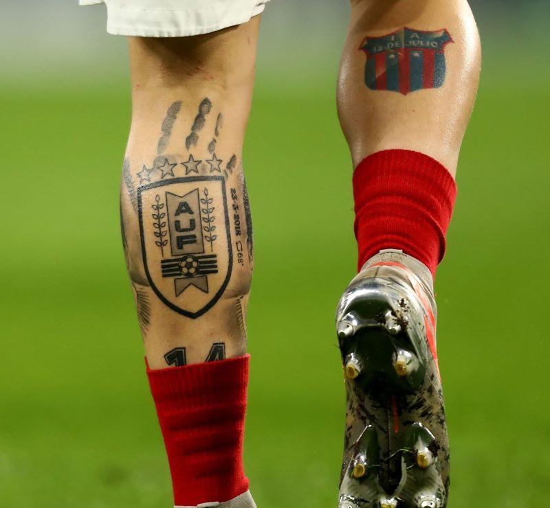 Lucas Torreira's Tattoo