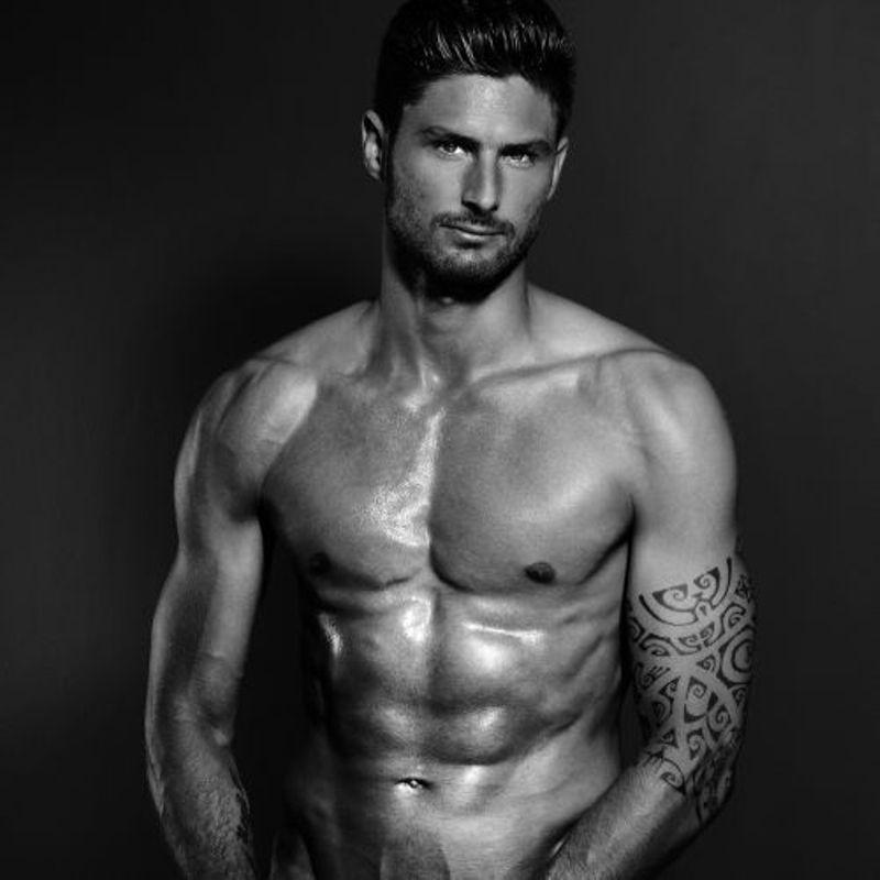 Olivier Giroud's Tattoo