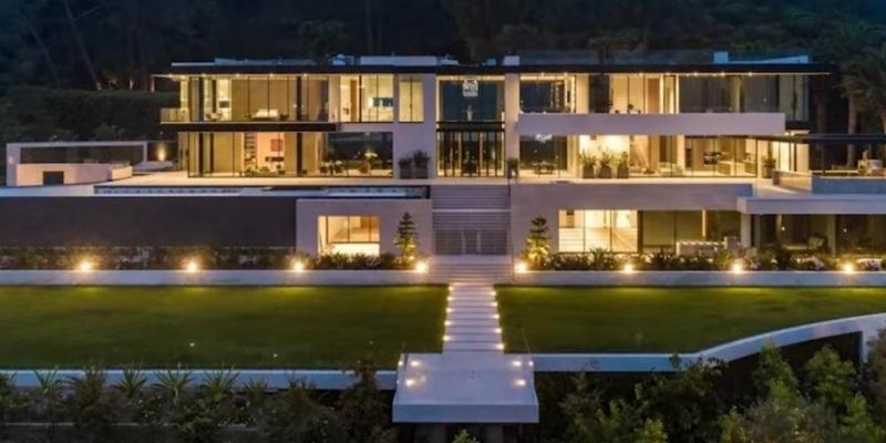 Kylian Mbappe House