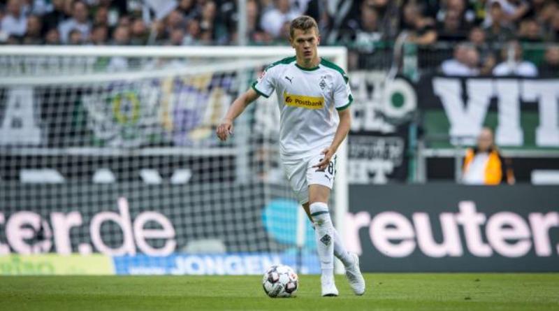 Tottenham willing to sign Borussia Monchengladbach centre-back Matthias Ginter