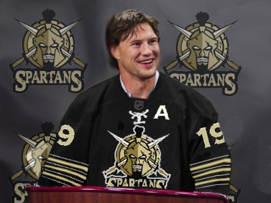 Stockholm's Shane Doan added 23 goals and 49 points to his careere point total in Season 2.