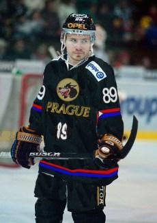 Prague Andrei Bykov WOLFPACK