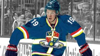Ryan Johansen has 1 point in 25 games for Stockholm this season.
