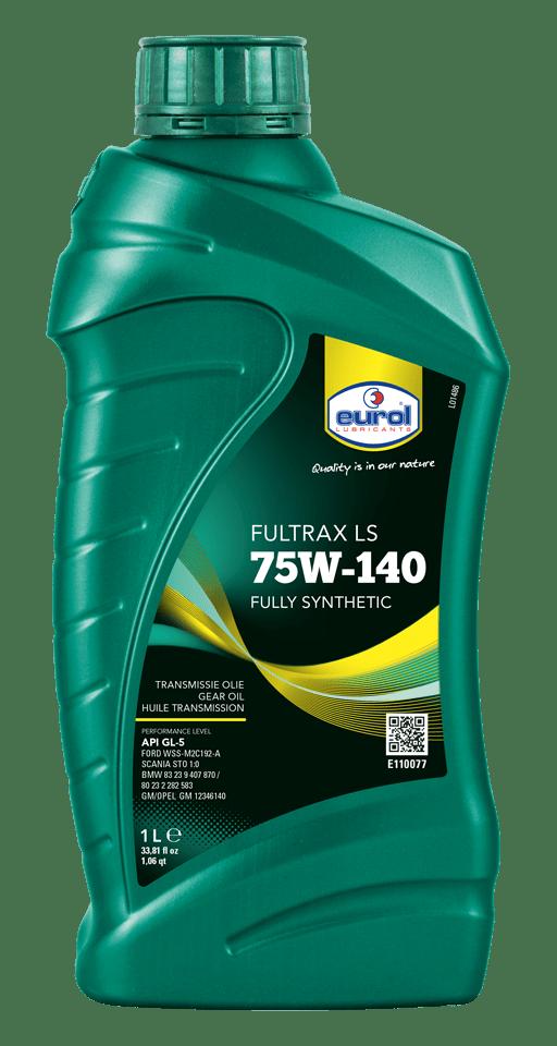 EUROL FULTRAX 75W-140