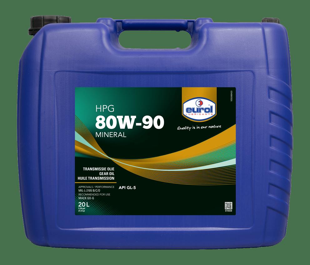 Eurol HPG 80W-90 20L
